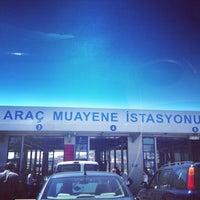 Photo taken at TÜVTÜRK Araç Muayene İstasyonu by Ozgur S. on 6/26/2013