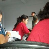 Photo taken at Fakultas Sastra by Putri k. on 12/6/2012