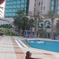 Photo taken at Sheraton Dammam Hotel & Convention Centre by Amal . on 5/29/2013