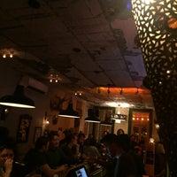 6/10/2017 tarihinde Aleksandra C.ziyaretçi tarafından Bar Lunatico'de çekilen fotoğraf