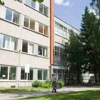 Photo taken at RSU Rehabilitācijas katedra by RSUinfo   Rīgas Stradiņa universitāte on 10/10/2012