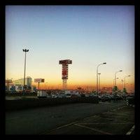 Снимок сделан в МЕГА Екатеринбург пользователем Art S. 10/30/2012