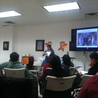 Photo taken at Colombian Consulate by Ria S. on 2/8/2013