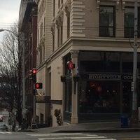Foto tomada en Storyville Coffee Company por Rachel S (. el 2/22/2014