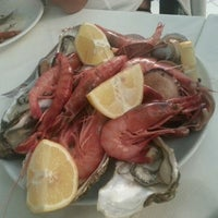 Photo taken at Specialita' Marinare by Francesco C. on 10/27/2012