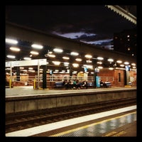 Photo taken at Strathfield Station (Platforms 1 & 2) by Yvonne K. on 4/6/2013