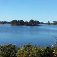 Photo taken at Dennis Port, MA by Ricardo O. on 9/25/2013