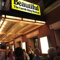 Photo taken at Beautiful: The Carole King Musical by B F. on 10/23/2017