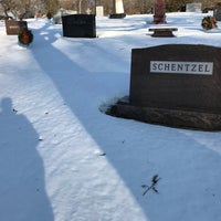 Photo taken at Lakewood Cemetery by B F. on 1/27/2018