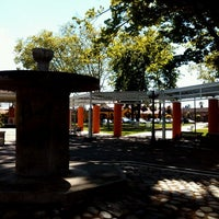 Photo taken at Plaza de Armas San Ignacio by Silvana B. on 10/23/2012