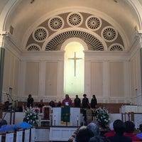 Photo taken at West Hunter Street Baptist Church by Robert B. on 2/8/2015