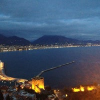 Photo taken at Alanya Sahil by Mesut M. on 4/20/2013
