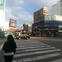Photo taken at Av. Cabildo y Juramento by Stephanie R. on 6/30/2013