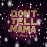 Снимок сделан в Don't Tell Mama пользователем Михаил А. 3/15/2013