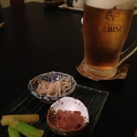 Photo taken at 酒場 然 by まいのこ ꒰. on 10/10/2012