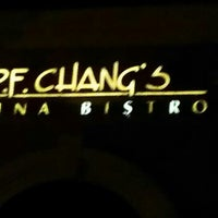 Photo taken at P.F. Chang's by Mark C. on 5/6/2013