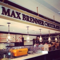 Photo taken at Max Brenner by Ivan M. on 3/20/2014