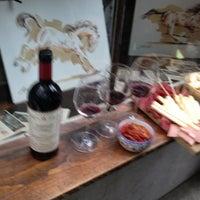 Photo taken at Hostaria Dai Nanetti by Alexey D. on 10/27/2012
