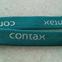 Photo taken at Contax by Leonardo T. on 10/15/2012