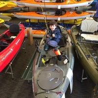 Photo taken at Next Adventure Paddlesports Center by Jarl B. on 4/26/2014