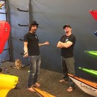 Photo taken at Next Adventure Paddlesports Center by Jarl B. on 5/19/2014