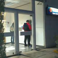 Photo taken at Banamex by Julio A. on 12/15/2013