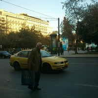 Photo taken at Syntagma Bus Station by Elen C. on 12/13/2012