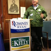 Photo taken at Crawford County Republican Headquarters by Katie M. on 11/3/2012