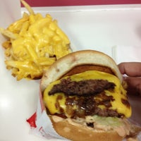 Photo taken at In-N-Out Burger by Dennis V. on 12/28/2012