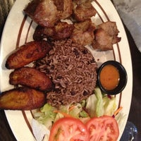 Photo taken at Papi's Cuban Rest & Caribbean Grill by Sonya S. on 2/14/2013
