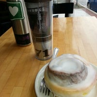 Photo taken at Zeke's Coffee (retail) by Leah M. on 3/11/2013