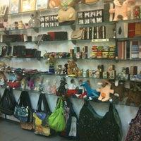 Снимок сделан в Магазин подарков «Штуки» пользователем Tatyana Z. 10/17/2012