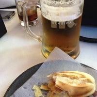 Photo taken at Cervecería 100 Montaditos by Oscar D. on 10/12/2012