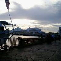 Photo taken at Sun Juan Puerto Rico by Onin S. on 12/27/2013