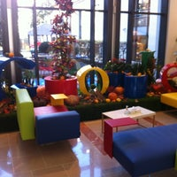 Photo taken at Google France by Valérie M. on 11/6/2012