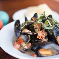 Photo taken at Bocci's Italian Restaurant by Bocci's Italian Restaurant on 10/10/2013