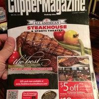 11/21/2014 tarihinde Jon G.ziyaretçi tarafından All American Steakhouse'de çekilen fotoğraf