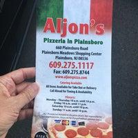 Photo taken at Aljon's Pizza & Sub Shop by Jon G. on 9/7/2016