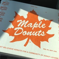 Photo taken at Maple Donuts by Jon G. on 8/25/2016