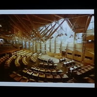 Photo taken at MIT 10-250 (Huntington Hall) by Francesca G. on 3/14/2013