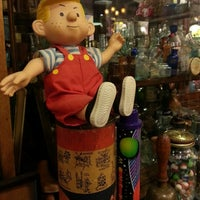 Photo taken at Orphan Annie's Antiques by Francesca G. on 12/23/2012