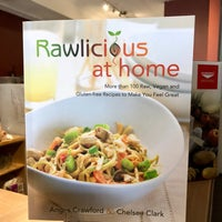 Photo taken at Rawlicious by Peter E. on 1/11/2018