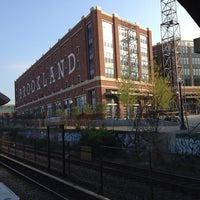 Photo taken at Brookland-CUA Metro Station by Reed on 7/9/2013