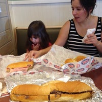Photo taken at Jersey Mike's Subs by Reed on 4/12/2014