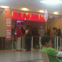 Photo taken at Cinemark by Diana Q. on 11/17/2012