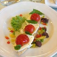 Photo taken at Italion Restaurant L'osteria by Dmitry V. on 9/7/2013