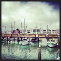 Photo taken at Fisherman's Wharf by Ra L. on 7/26/2013