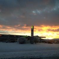Photo taken at Neste OulunBaari Maikkula by Tapani L. on 11/24/2013