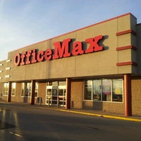 Photo taken at OfficeMax by Todd M. on 11/2/2012
