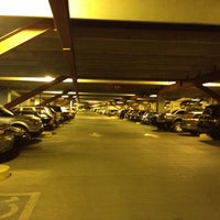 Photo taken at DIA Parking Garage by CaroinColorado on 11/28/2012